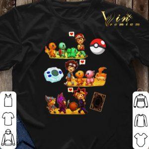 Satoshi Pokemon Digimon Yugioh Childhood shirt sweater 2