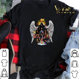 Signature Slash Christmas Tree shirt