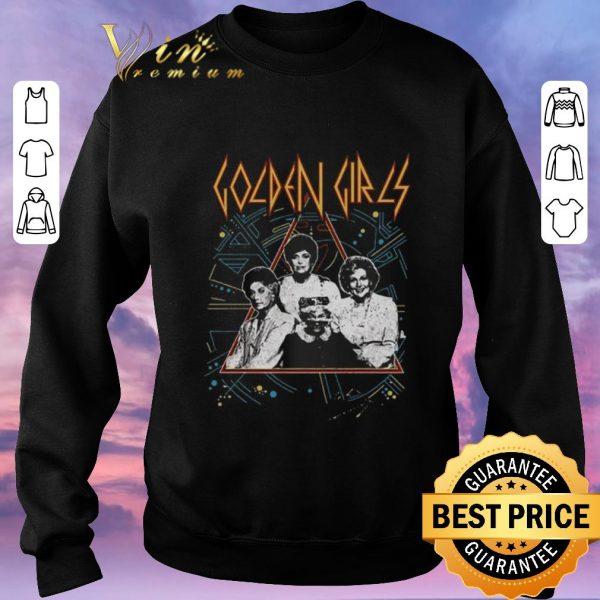 Top Iron Maiden Golden Girls shirt