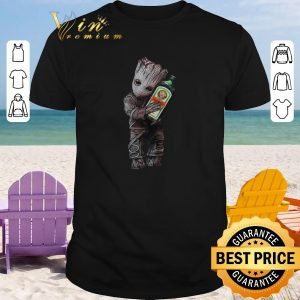 Awesome Baby Groot hug Jagermeister shirt sweater