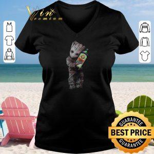 Awesome Baby Groot hug Jagermeister shirt sweater 2