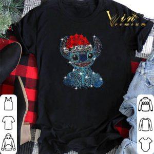 Christmas Santa Stitch Diamond shirt