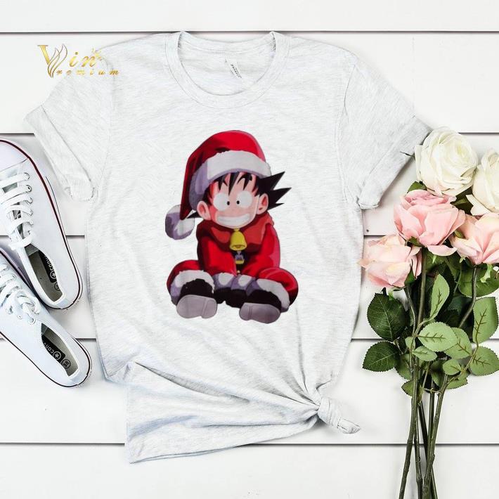 Christmas shirt Son Goku Santa sweater 4 - Christmas shirt Son Goku Santa sweater