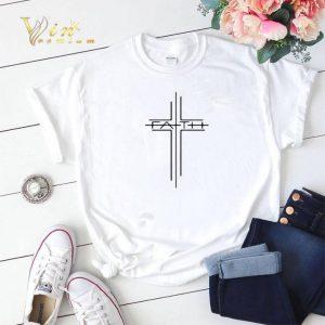 Faith Cross Jesus shirt sweater
