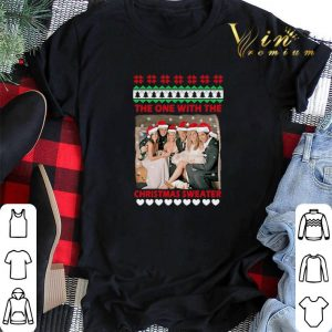 Friends The One With The Christmas Sweater Ugly shirt sweater
