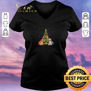 Funny Christmas Tree gift Cavalier King Charles Spaniels shirt 1