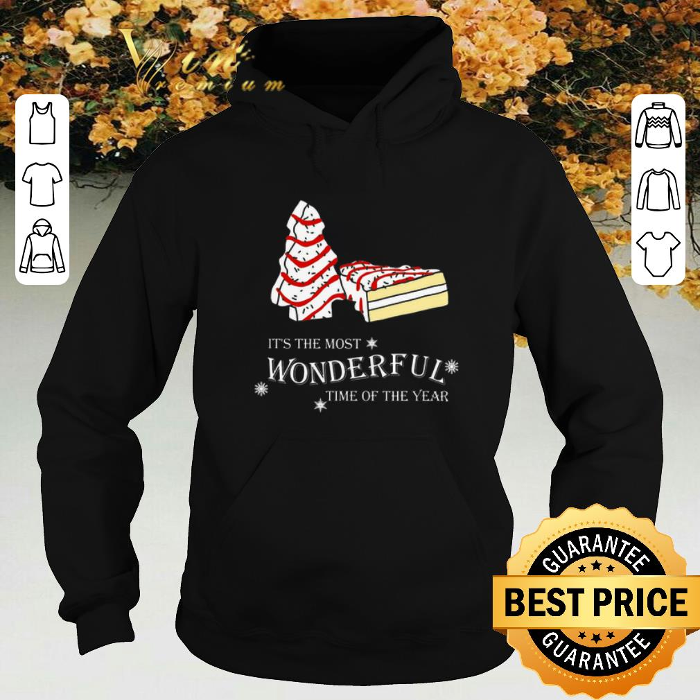 Funny Christmas cake It s the most wonderful time of the year shirt sweater 4 - Funny Christmas cake It's the most wonderful time of the year shirt sweater