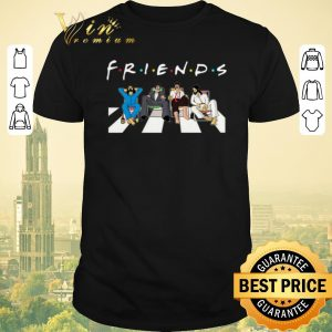 Funny The Beatles Abbey Road Friends shirt