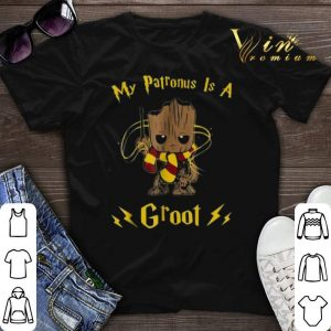 Harry Potter My patronus is a Baby Groot shirt sweater