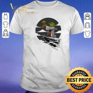 Hot Baby Yoda Mandalorian Star Wars Kawaii King shirt sweater