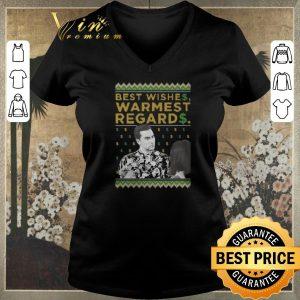 Hot Best Wishes Warmest Regards shirt sweater