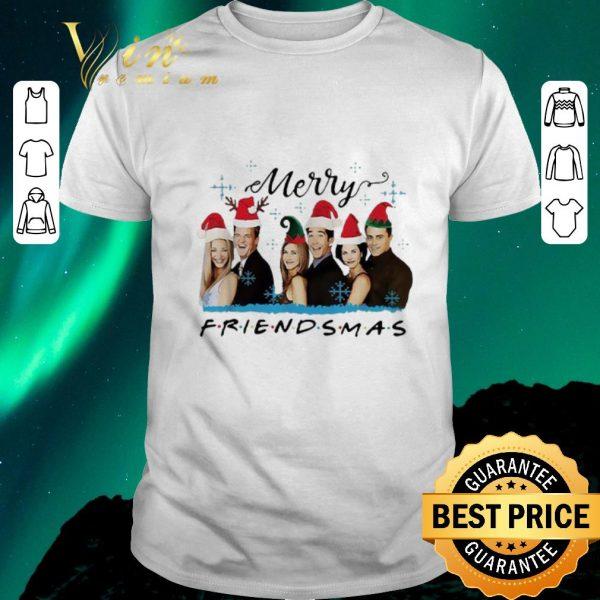 Hot Friends Merry Friendsmas Christmas shirt sweater