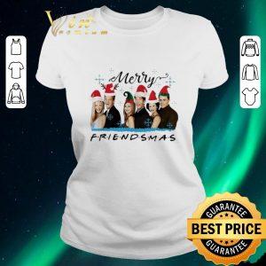 Hot Friends Merry Friendsmas Christmas shirt sweater 1