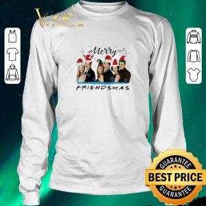Hot Friends Merry Friendsmas Christmas shirt sweater 2