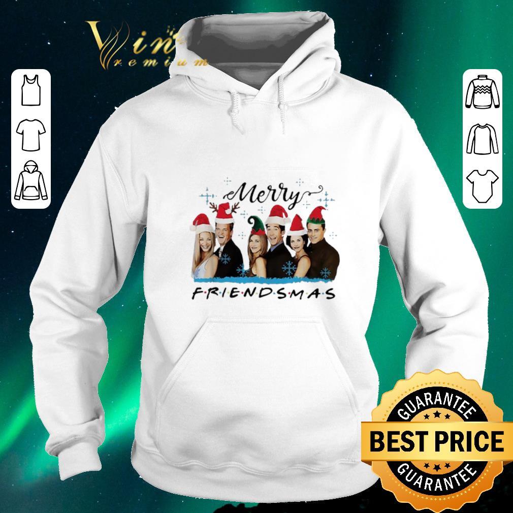 Hot Friends Merry Friendsmas Christmas shirt sweater 4 - Hot Friends Merry Friendsmas Christmas shirt sweater