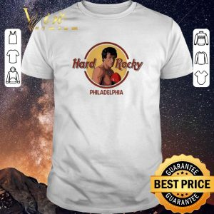Hot Hard Rocky Philadelphia shirt sweater