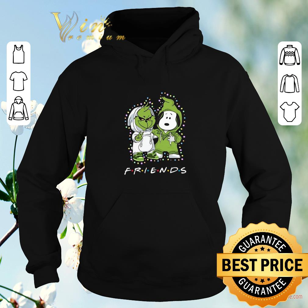 Nice Baby Grinch and Snoopy Friends shirt 4 - Nice Baby Grinch and Snoopy Friends shirt