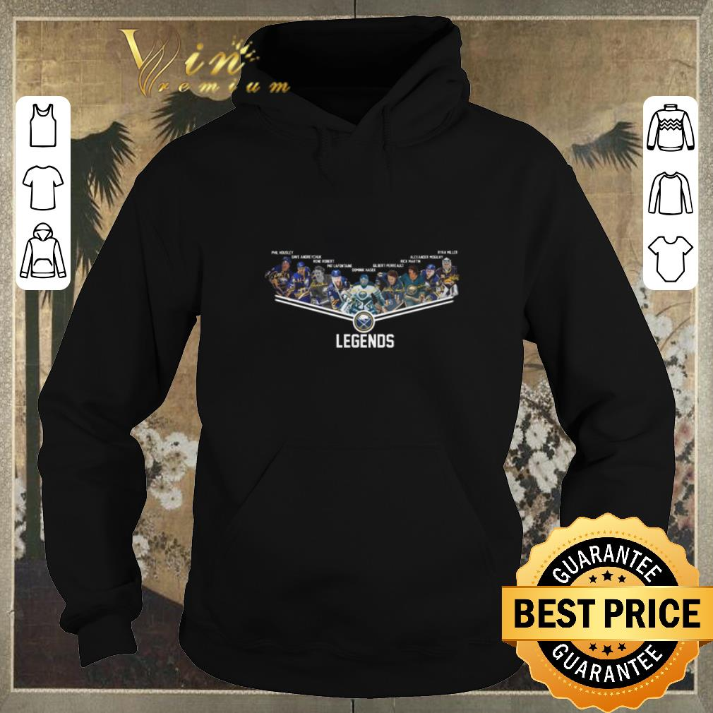 Nice Buffalo Sabres legends player name shirt sweater 4 - Nice Buffalo Sabres legends player name shirt sweater