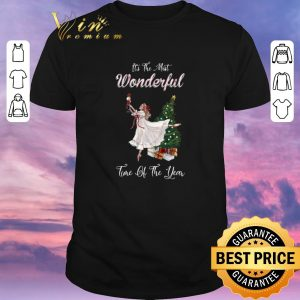 Nice Christmas Ballet it's the most wonderful time of the year shirt