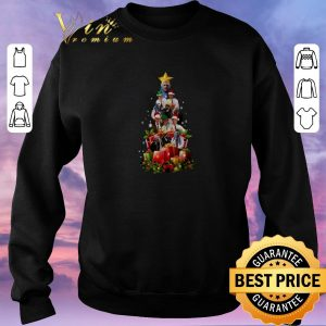 Nice Christmas tree Bottom Richie and Eddie shirt 2
