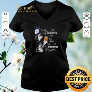 Nice Dr Seuss I will love my Dallas Cowboys here or there everywhere shirt sweater