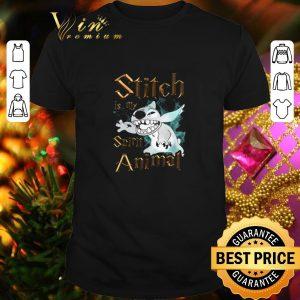 Nice Stitch is my spirit animal shirt