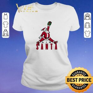 Official Air Jordan Air Santa Christmas shirt sweater