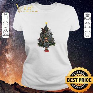 Official Godzilla Christmas Tree shirt sweater