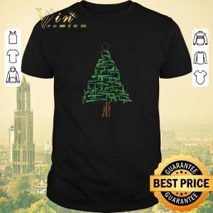 Official Green Gun Christmas Tree shirt