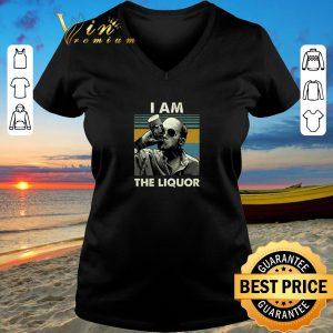 Official Jim Lahey I am the liquor vintage shirt sweater 2019