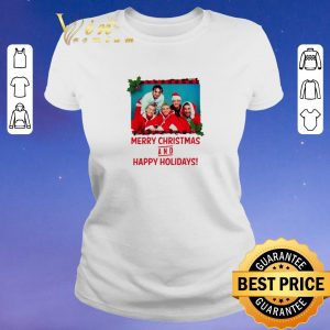 Official NSYNC Merry Christmas and happy holidays shirt sweater