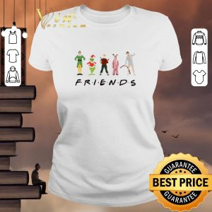 Original Christmas Characters Elf Grinch Kevin Friends shirt sweater 2019