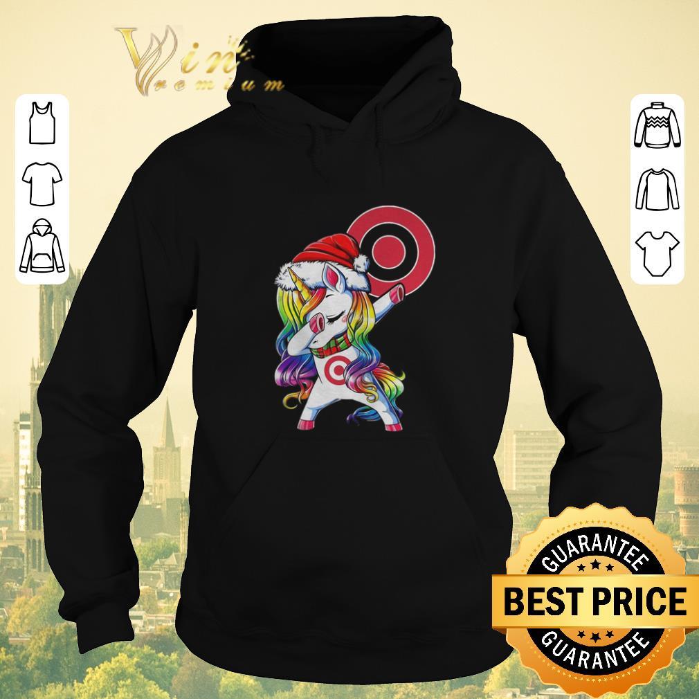 Original Christmas dabbing unicorn Target shirt sweater 4 - Original Christmas dabbing unicorn Target shirt sweater