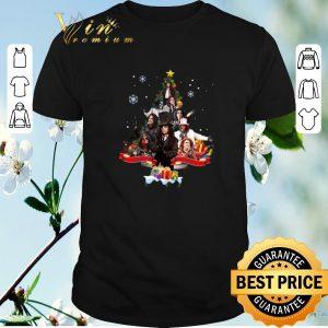 Original Christmas tree Alice Cooper shirt