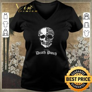 Original Skull you call it demonic because you hear screaming shirt sweater