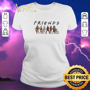 Original Star Wars Friends characters shirt sweater 1