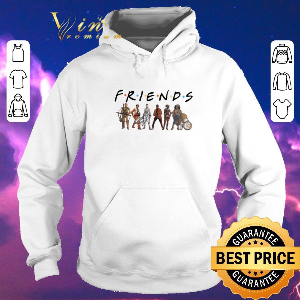 Original Star Wars Friends characters shirt sweater 4 - Original Star Wars Friends characters shirt sweater