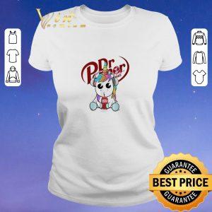 Original Unicorn drinking Dr Pepper shirt sweater