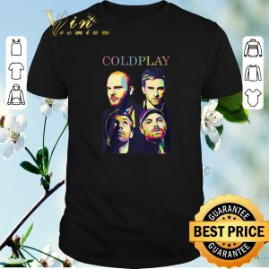 Premium Coldplay Band Full Color shirt sweater