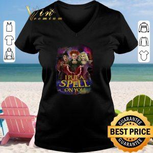 Premium I put a spell on you Hocus Pocus shirt 2020 2