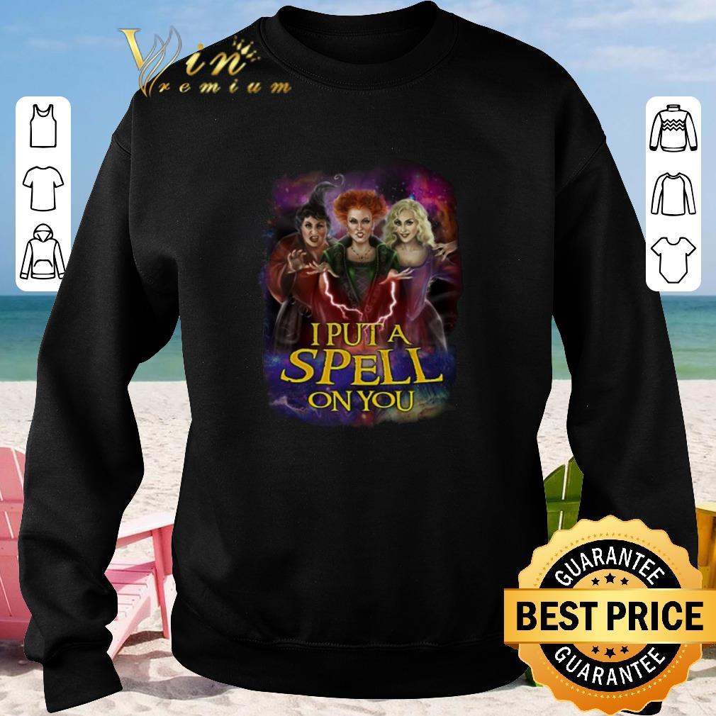 Premium I put a spell on you Hocus Pocus shirt 2020 4 - Premium I put a spell on you Hocus Pocus shirt 2020