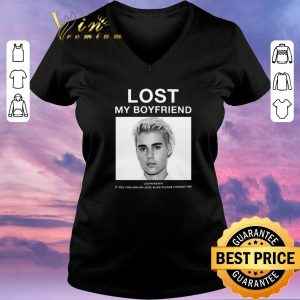 Premium Lost My Boyfriend Justin Bieber shirt sweater