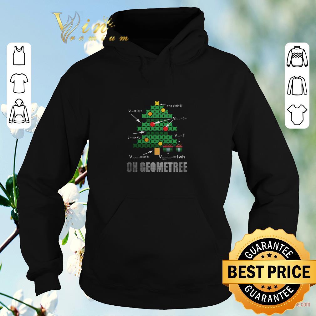 Premium Math Geometry Christmas tree oh Geometree teacher shirt sweater 4 - Premium Math Geometry Christmas tree oh Geometree teacher shirt sweater