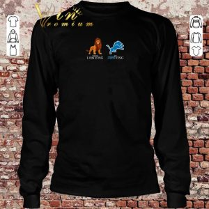 Premium Simba your Lion King Detroit Lions My Lions King shirt sweater 2019