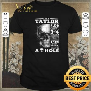 Premium Skull As an Taylor i've only met about 3 or 4 people that understand shirt sweater