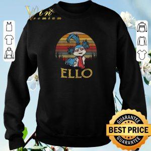 Premium Vintage Labyrinth Ello worm shirt 2