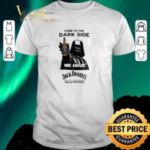 Pretty Darth Vader come to the dark side we have Jack Daniel's whiskey shirt sweater