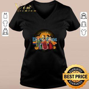 Pretty Hocus Pocus Dutch Bros Coffee Halloween shirt sweater 2019