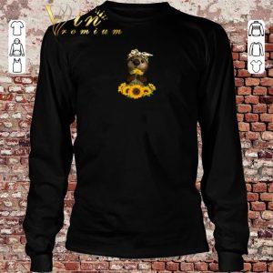Pretty Otter sunflowers shirt sweater 2019 1