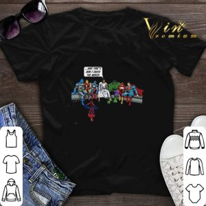 Superheroes Jesus And that's how i saved the world shirt sweater